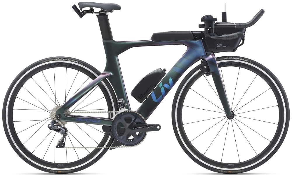 LIV Avow Advanced Pro 1 M dark iridescent