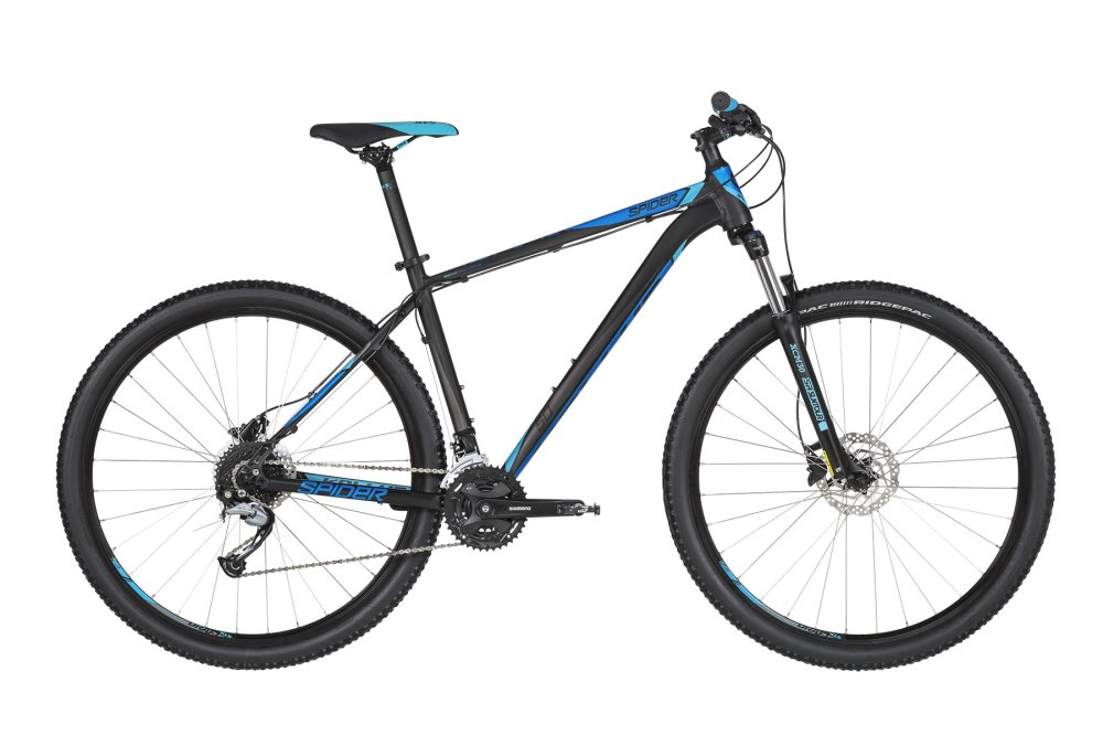 KELLYS Spider 50 Black Blue S 29