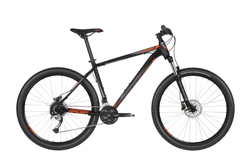 KELLYS Spider 50 Black Orange M 27.5